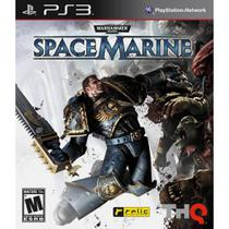 Warhammer 40.000 - Space Marine - PS3 - Thq