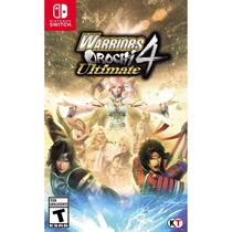 Warriors Orochi 4 Ultimate - Switch - Nintendo