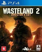 Wasteland 2 - DirectorS Cut (Ps4) - Square enix - br -
