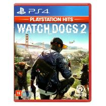 Watch Dogs 2 (Playstation Hits) - PS4 - Sony