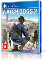Watch Dogs 2 - PS4 - Ubisoft
