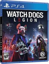 Watch Dogs Ledion Gold Edition PS 4 Midia Fisica - Ps4