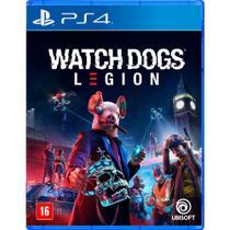 Watch Dogs Legion Edição Limitada PS4 - Ubisoft
