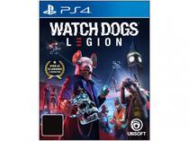 Watch Dogs Legion para PS4 Ubisoft - Lançamento