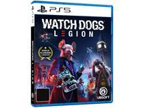 Watch Dogs Legion para PS5 Ubisoft Lançamento -