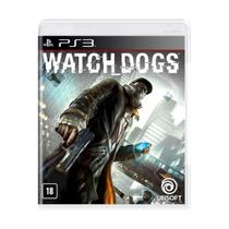 Watch Dogs - PS3 - Ubisoft