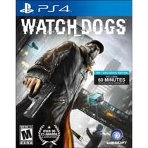 Watch Dogs - Ps4 - Sony