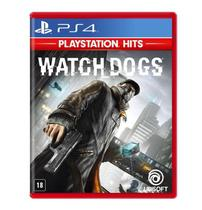 Watch Dogs - PS4 - Ubisoft
