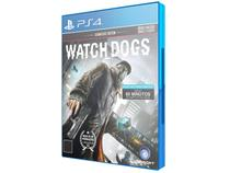 Watch Dogs - Signature Edition para PS4 - Ubisoft