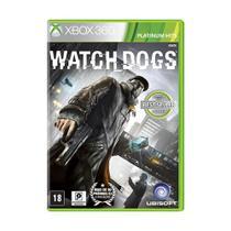 Watch Dogs - Xbox 360 - Ubisoft
