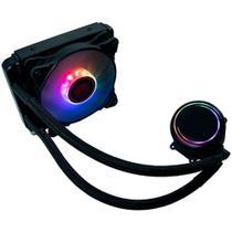 Water Cooler 120mm Com Led RGB Lc-120mm Intel AMD Tarct -