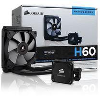 Water Cooler HYDRO Series H60 HIGH Performance CW-9060036-WW - Corsair