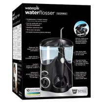 Waterpik Ultra Preto Com 6 Pontas Wp112b 110v -
