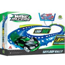 Wave Racers - Pista e Veículo - Skyloop Rally - Dtc