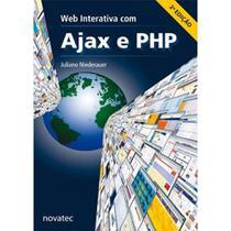 Web interativa com ajax e php - Novatec -