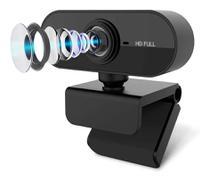 Webcam 1080p Full Hd Câmera Computador Microfone Notebook - Store 7D