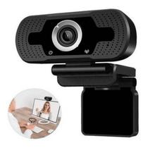 Webcam 1080p Full HD com Microfone embutido Plug and Play - Bhcell