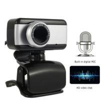 Webcam C/microfone Para Video Aula - Banson Tech
