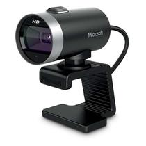 Webcam Cinema Usb Preta Microsoft - H5D00013 - Multilaser