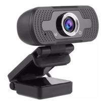 Webcam com Microfone Full Hd 1080p PC Melhor do Mercado c/ NF - Prospecta