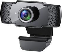 Webcam com Microfone Full Hd 1080p PC Melhor do Mercado c/ NF - Top Luxo