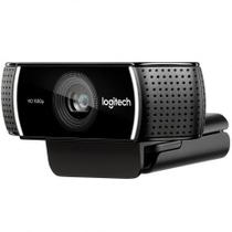 Webcam FULL HD 1080P C922 + TRIPE - LOGITECH