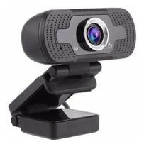 Webcam Full Hd 1080p Câmera Usb Live Stream Alta Resolução - Turu Concept -