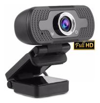 Webcam Full Hd 1080p Usb Mini Câmera De Computador Built-in
