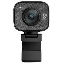 Webcam Full HD Logitech StreamCam Plus 1080P Microfone USB-C -