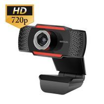 Webcam USB 720p Com Microfone Astrum WM720 -