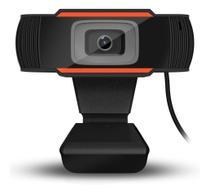 Webcam Usb FullHd 720p Mini Camera C/ Microfone Computador - Vision