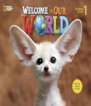 Welcome to Our World 1 - Student Book - ALL CAPS - Cengage -