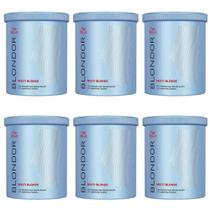 Wella Blondor Pó Descolorante 800g (Kit C/06) -