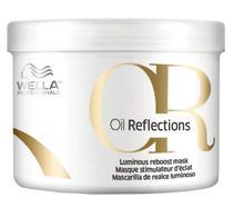 Wella Oil Reflections Máscara Potenciadora de Luminosidade 500ml -