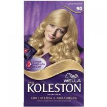 Wella Professionals - Koleston Kit Tintura Creme N 90 Louro Ultraclaro -