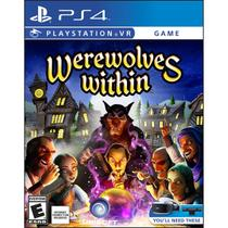 Werewolves within - ps4 vr - Sony