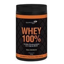 Whey 100% Baunilha 450g - Sulphytos -