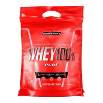Whey 100% IntegralMédica - Cookies - 907G -