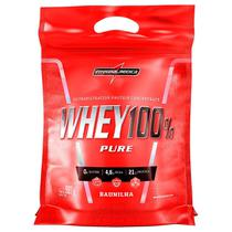 Whey 100% Pouch 907g Baunilha - Integralmédica -