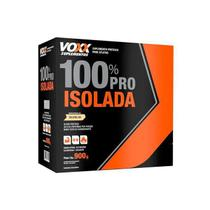 Whey 100% Pro Isolada Voxx Suplementos Proteico 900g Sabores - Cimed