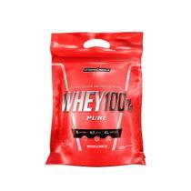 Whey 100% Pure 1,8kg Pouch Integralmedica -