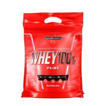 Whey 100% Pure 900g Refil - Integralmédica - Integralmedica