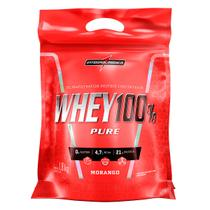Whey 100 Pure 907g Integral Medica - Geral