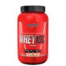 Whey 100% Pure 907g - Integralmédica - Cookies And Cream -