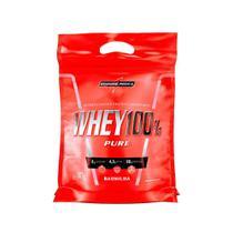 Whey 100% Pure 907g Pouch Integralmedica -