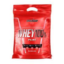 WHEY 100% PURE (907g - Refil) - Chocolate - IntegralMedica -