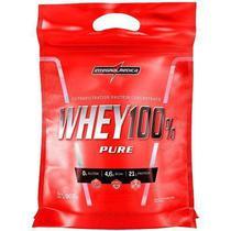 Whey 100% Pure (907g refil) - Integralmedica -
