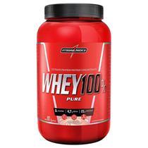 Whey 100% Pure 907gr - Integralmédica -