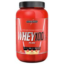 Whey 100% Pure Banana 907g - Integralmédica -