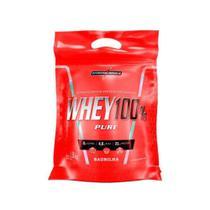 Whey 100% pure integralmedica refil 907g -